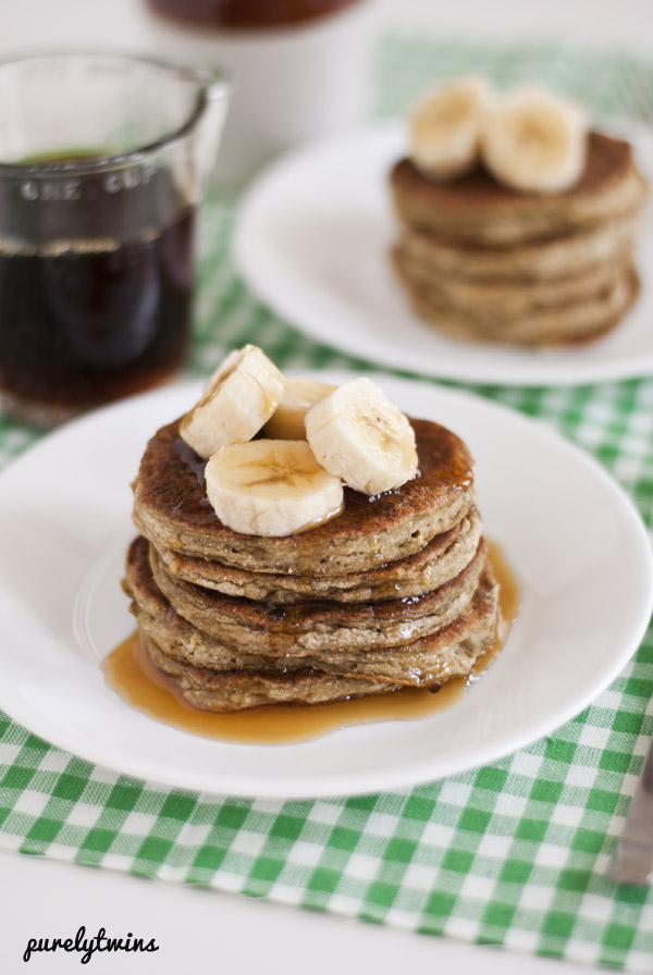 grain free egg free pancakes