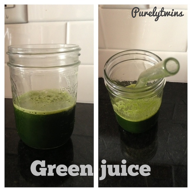 green juice michelle