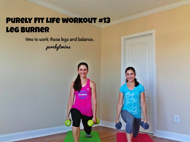 leg and balance workout purelytwins