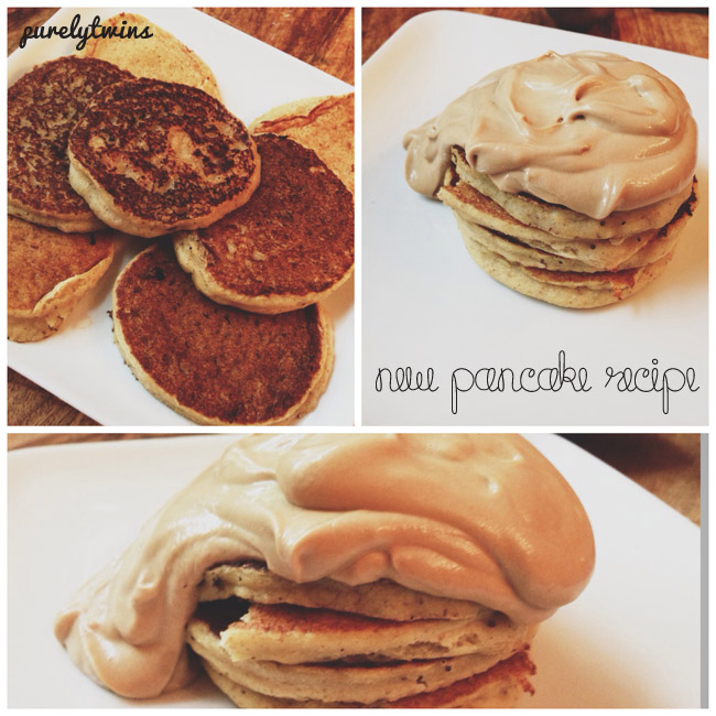 more egg free pancakes