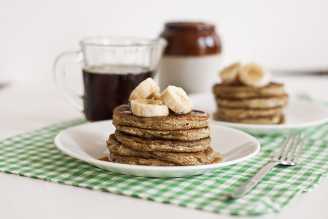grain-free egg-free plantain pancake recipe