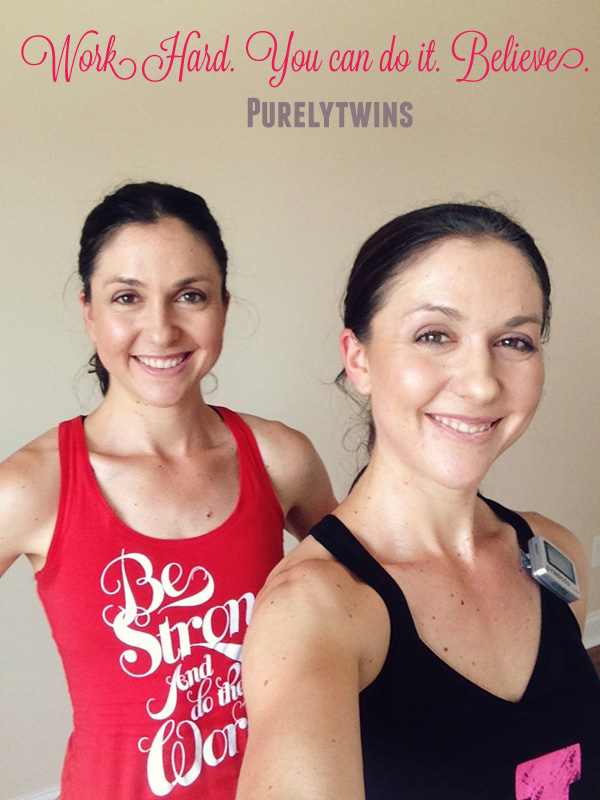 purely fit twins work hard believe