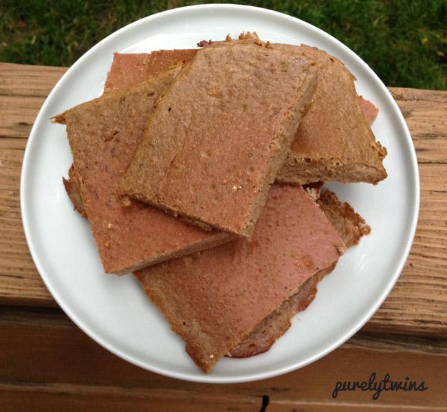 raspberry grain-free bread