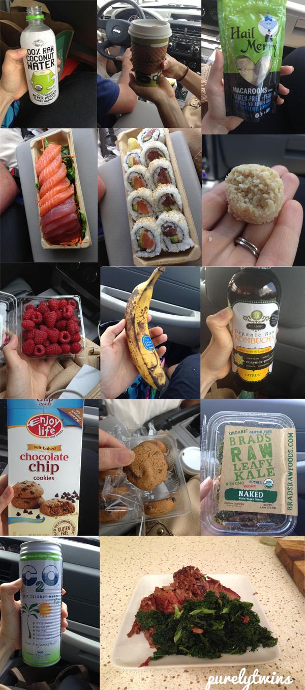 road trip eats