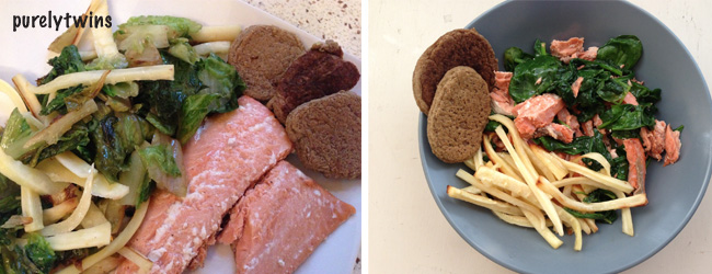 sunday dinner plates