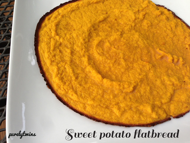 sweet potato braed