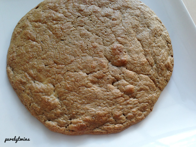 tahini cookie