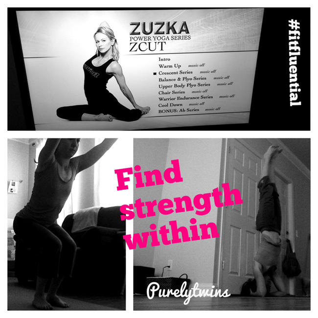 zuzka light yoga ZCUT