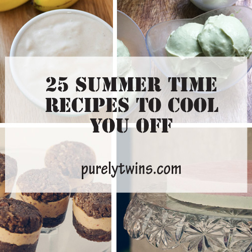 favorite summer treats to cool you down