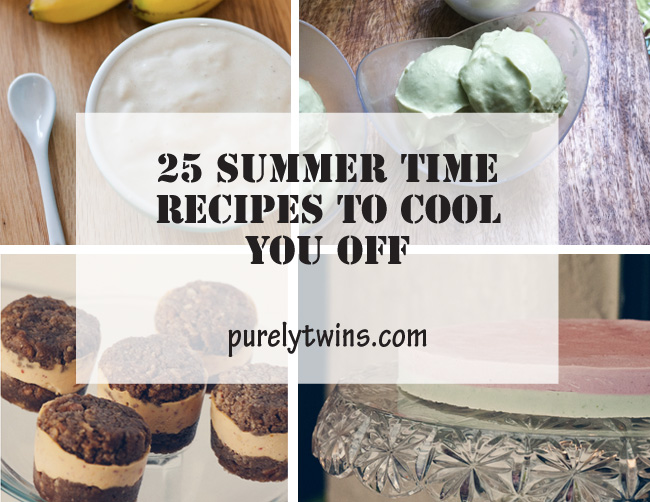 25 summer time recipes