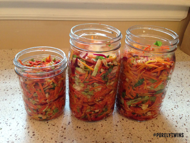 fermented veggies
