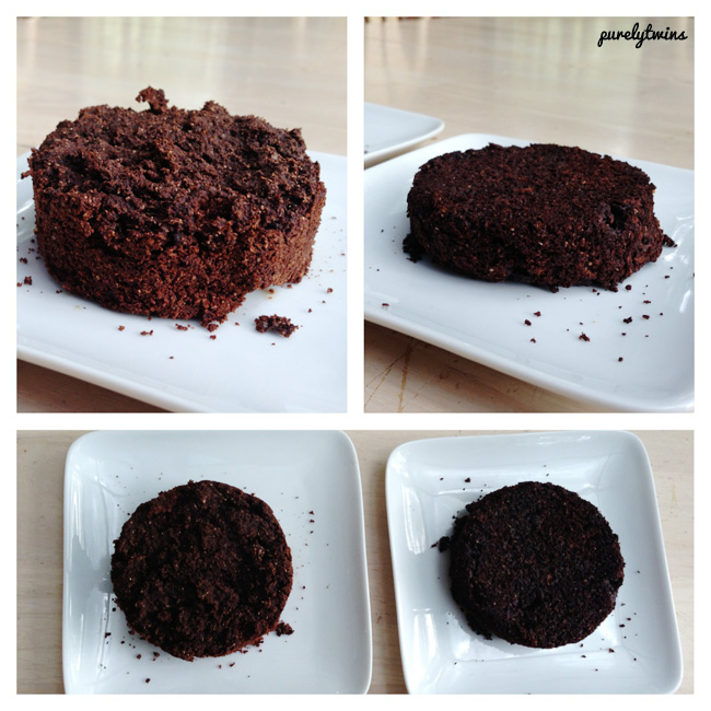 new tahini brownie cake