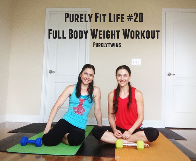 purelyfitlife #20 with the purelytwins