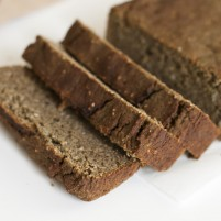 protein banana bread (gluten, grain, nut, dairy and egg free)
