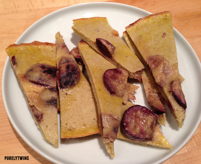 fig plantain bread