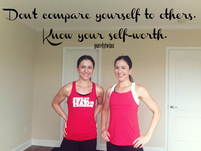 know your self worth