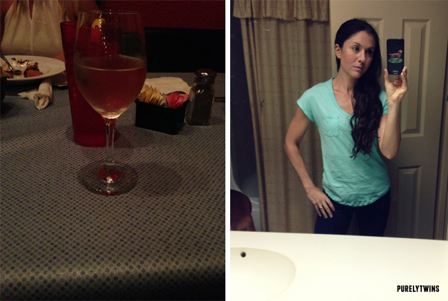 lori and wine