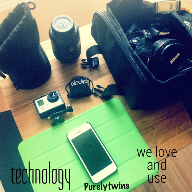 technology we love and use