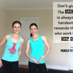 20 minute time challenge #purelyfitlife workout