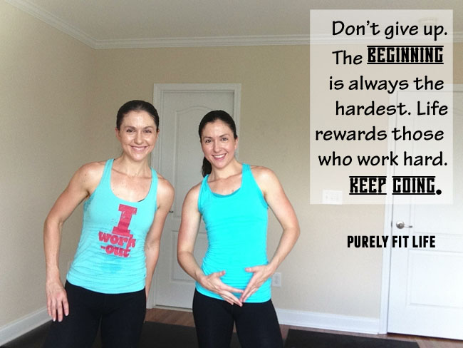 20 min workout purelytwins
