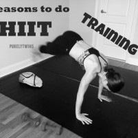 7 reasons to do HIIT training plus progress pics
