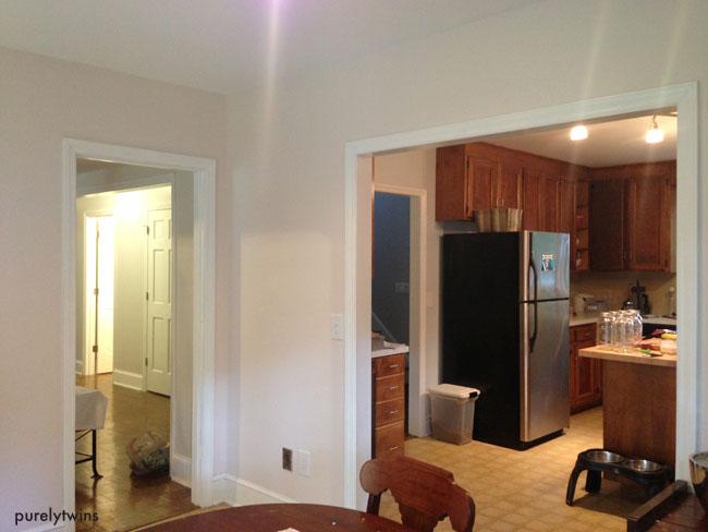 kitchen dining walls