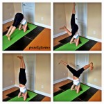 13 reasons why to do headstands and how we practice them