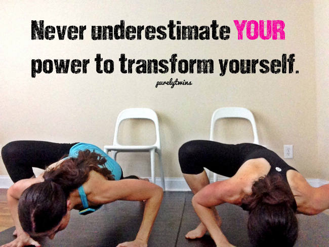 never underestimate your power