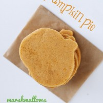 how to make pumpkin pie marshmallows
