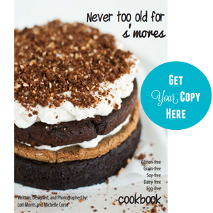 Get your SMORES Cookbook here