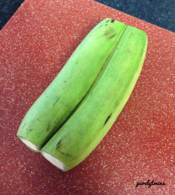 twin plantains