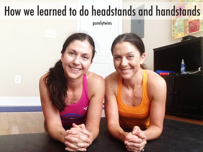 how to do a headstand and handstands