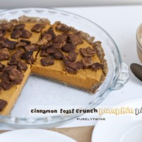 cinnamon toast crunch pumpkin pie recipe