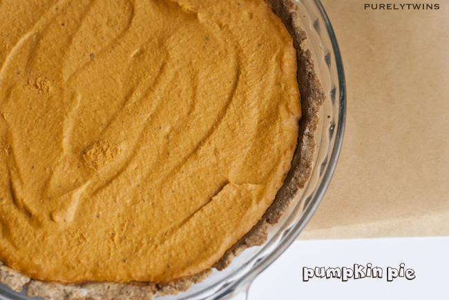 cinnamon toast pumpkin pie
