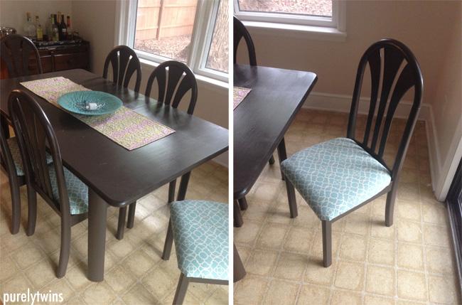 finally table chair