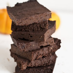 grain free vegan flourless brownies