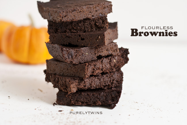low sugar gluten free plantain brownies