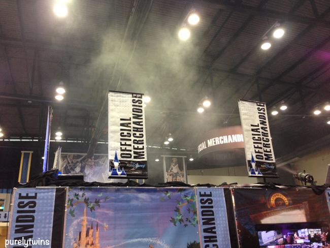 smoke fog