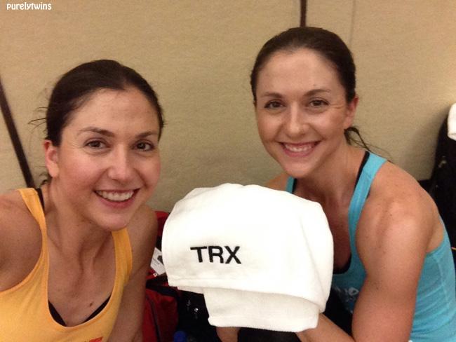 trx towel