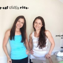why we eat white rice Purely Talk #18