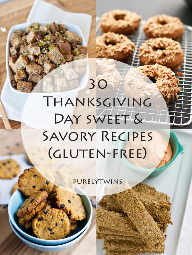 30 thanksgiving recipes