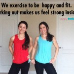 our weekly workout recap + week 10 Purely Fit Life workout schedule