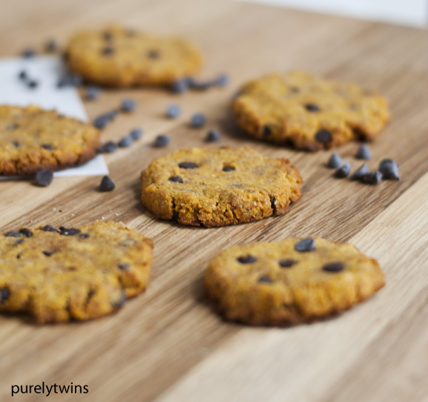 Pumpkin cookie recipes vegan