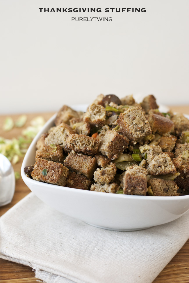 thanksgiving stuffing healthy recipe