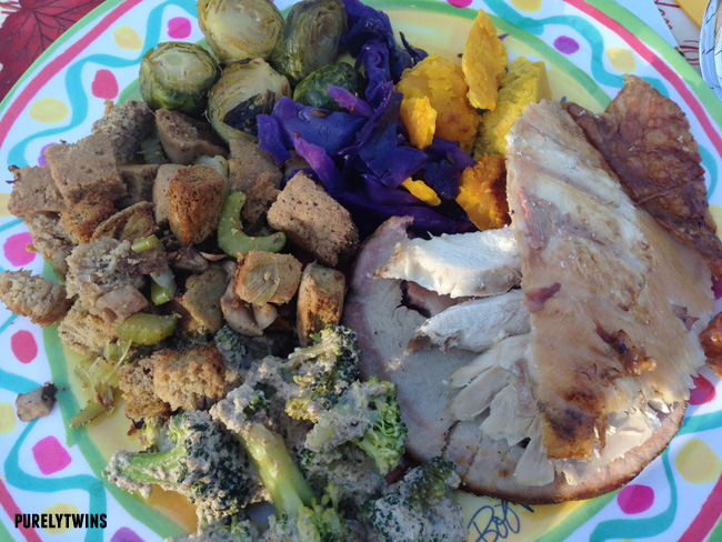 thanksgivingfoodplate