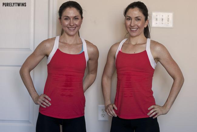 twins thanksgiving workout