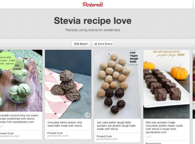 stevia love