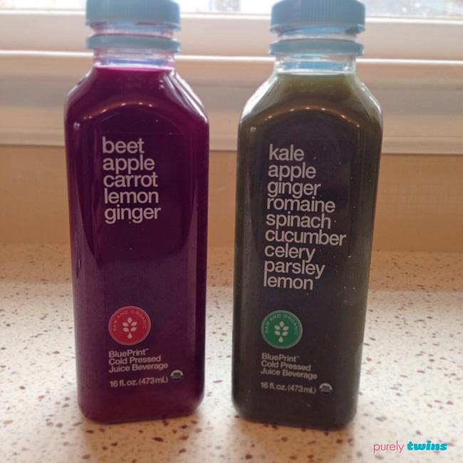 blue print juice