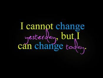 change today quote
