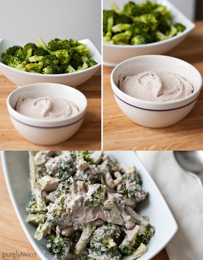creamy broccoli pics